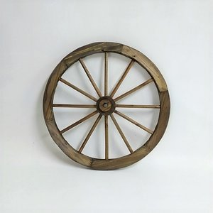 ガーデンウィールMBR ガーデニング 雑貨 車輪 木製 ガーデンオブジェ ガーデニング雑貨