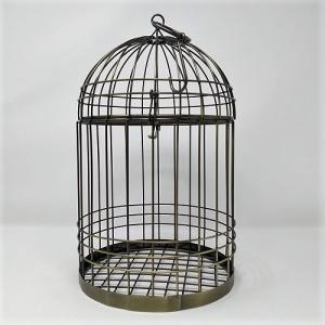 置物 庭 ガーデン オーナメント オブジェ プランツケージ バードケージ 鳥かご アンシャンフィルバードケージ PL-62824|s-toolbox