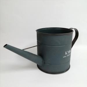鉢 プランター ブリキ ブリキポット バケツ 植木鉢 鉢カバー ガーデニング雑貨 リルジョーロDG YZ-UN1245 s-toolbox