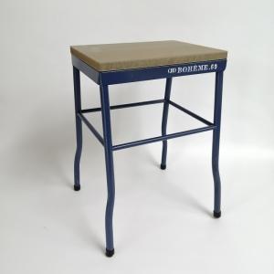 フラワースタンド 花台 アイアン ラック  ガーデニング雑貨 ボヘミアチェアBL YZ-UN1256 s-toolbox