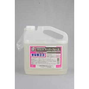 洗濯用液体合成洗剤 サンレットスーパーフォース 4.5kg|s-tsuhan