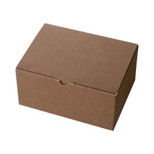 (まとめ) ヘッズ 無地ブラウンギフトボックス W223×D170×H110mm MBR-GB3 1パック(10枚) 〔×3セット〕佐川急便で発送します