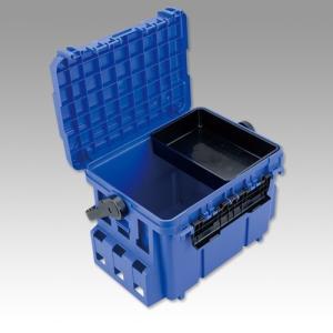 バケットマウス BM-7000 28L ブルー 1台|s-waza