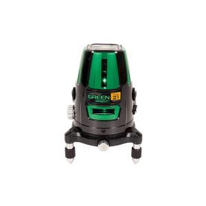 シンワ測定 レーザー墨出し器 レーザーロボ グリーン Neo21 BRIGHT 縦・横・地墨 本体のみ 受光器と三脚無し 2ライン 78274 最短納期で発送 s-waza