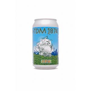 TDM1874 IPA 350ml缶 要冷蔵 包装のし非対応 クラフトビール オリジナル/TDM1874/横浜/十日市場 父の日 ♪|s-wine
