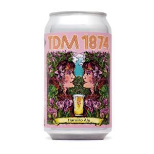 TDM1874 限定醸造 春色エール 350ml缶 要冷蔵  包装のし非対応  クラフト缶ビール|s-wine