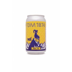 TDM1874 PALE ALE ペールエール 350ml缶 要冷蔵 包装のし非対応 クラフトビール オリジナル/TDM/tdm/tdm/1874/横浜/十日市場 ♪|s-wine