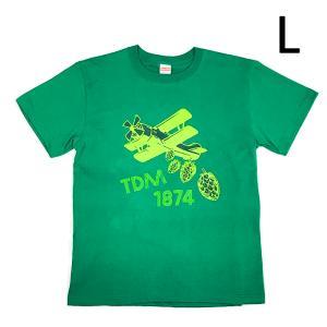 TDM1874 オリジナルTシャツ Lサイズ   包装のし非対応  醸造所オリジナルグッズ/ティーシャツ  ティーディーエム|s-wine