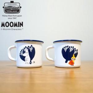 ムーミン マグカップ ホーロー 7cm|s-zakka-show