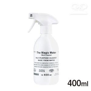 THE マジックウォーター マルチクリーナー 400ml 多目的クリーナー 油汚れ アルカリ電解水 ...