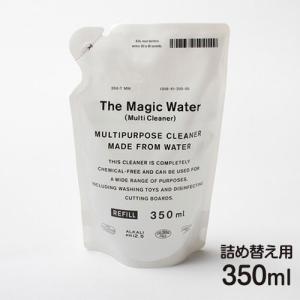 THE マジックウォーター マルチクリーナー詰め替え用 350ml 多目的クリーナー 油汚れ アルカ...