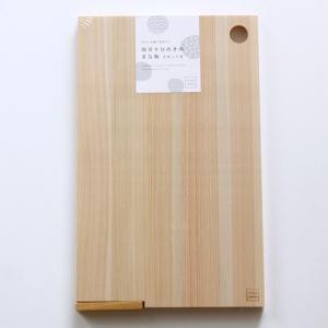 まな板 木 ひのき スタンド式 Lサイズ|s-zakka-show