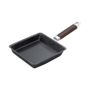卵焼き フライパン IH対応 卵焼き器 玉子焼き エッグパン 関東型 20cm
