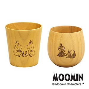 【セット販売商品です】  ムーミンたちが、森でピクニックを楽しむ様子を描いたシリーズです。 ぬくもり...