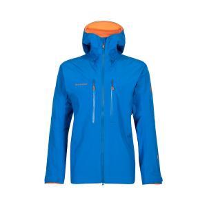 Nordwand Advanced HS Hooded Jacketは、実用的なオールラウンダーとし...