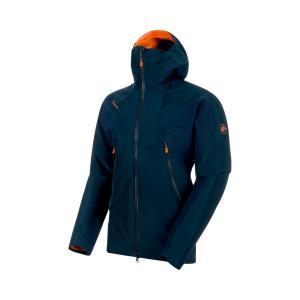 Nordwand HS Flex Hooded Jacketは、人間工学に基づいて設計された、完璧な...