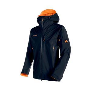 Nordwand Pro HS Hooded Jacketは、マムートが誇るハードシェルジャケットの...