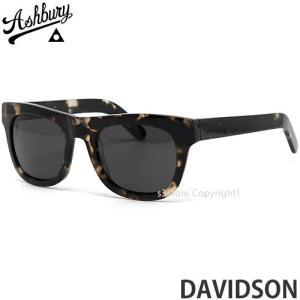 アシュベリー デヴィッドソン ASHBURY DAVIDSON サングラス アイウエア 眼鏡 アウトドア ファッション コーデ カラー:Smoke Tortoise s3store
