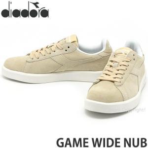 ディアドラ ゲーム ワイド ヌブ diadora GAME WIDE NUB スニーカー シューズ 靴 タウン 街履き ウィメンズ レディース Col:ラムウール|s3store
