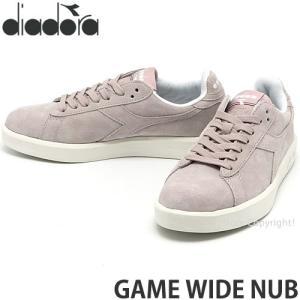 ディアドラ ゲーム diadora GAME WIDE NUB スニーカー シューズ 靴 タウン 街履き ウィメンズ レディース Col:バイオレットハッシュ|s3store