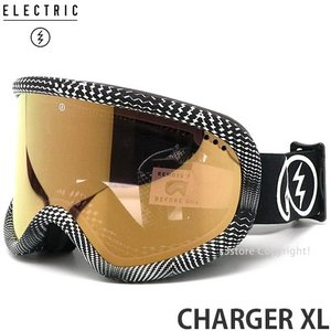 19md エレクトリック ELECTRIC CHARGER XL 国内 ボルコム コラボ ゴーグル フレーム:VOLCOM CO-LAB レンズ:BROSE LIGHT/GOLD CHROME JP|s3store