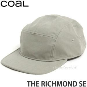 コール ザ リッチモンド SE coal The Richmond SE 帽子 キャップ ヘッドウェア キャップ ジェット ボレー コーデ カラー:Khaki