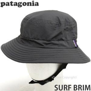 パタゴニア サーフ ブリム 【Patagonia SURF BRIM】 帽子 ハット サーフィン SUP カヤック ボート アウトドア 海 カラー:Forge Grey|s3store