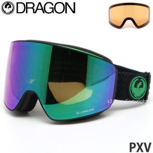 19model ドラゴン ピーエックスブイ DRAGON PXV ゴーグル スノーボード ルーマ フ...