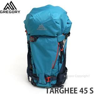 グレゴリー ターギー 45 S 【GREGORY TARGHEE 45 S】 メンズ バックパック 登山 アウトドア スノーボード カラー:VAPOR BLUE サイズ:42L|s3store