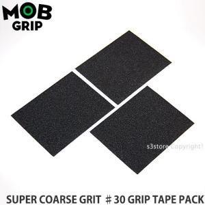 モブ グリップテープ パック MOBGRIP SUPER COARSE GRIT GRIP TAPE...