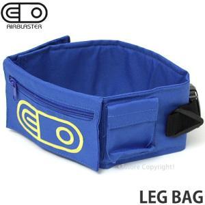 エアブラスター レッグ バッグ AIRBLASTER LEG BAG スノーボード 脚 小物入れ ポーチ アクセサリ SNOWBOARD ACCESSORIES Color:Teal