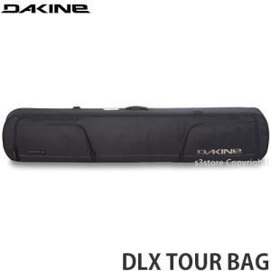 ダカイン デラックス ツアー バッグ 【DAKINE DLX TOUR BAG】 国内正規品 スノーボード ボードバッグ ブーツ収納可能 ストラップ付 カラー:BLACK サイズ:157|s3store