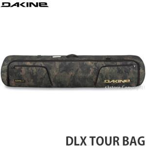 ダカイン デラックス ツアー バッグ 【DAKINE DLX TOUR BAG】 国内正規品 スノーボード ボードバッグ ブーツ収納可能 ストラップ付 カラー:PEAT CAMO サイズ:157|s3store
