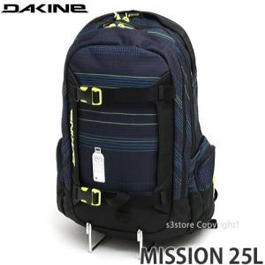 ダカイン ミッション 25L 【DAKINE MISSION 25L】 スノーボード リュック バックカントリー スケート タウンユース BAG PACK カラー:LUP|s3store