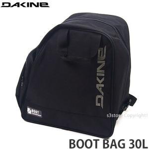 ダカイン ブーツ バック 30L DAKINE BOOT BAG 30L かばん 鞄 スノー SNOW スキー ギアバック ツアー トリップ 旅行 国内正規 カラー:BLACK|s3store