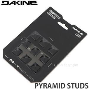 ダカイン スタッズ DAKINE PYRAMID STUDS 国内正規品 スノーボード スノボ 板 デッキパッド トラクション ストンプ カラー:BLK Size:F|s3store
