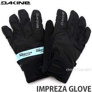 ダカイン インプレッサ グローブ DAKINE IMPREZA GLOVE スノーボード スキー スノボ 手袋 メンズ ゴアテックス 防水 耐久性 カラー:BLK|s3store