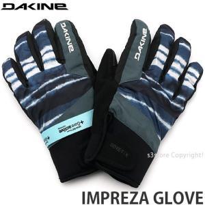 ダカイン インプレッサ グローブ DAKINE IMPREZA GLOVE スノーボード スキー スノボ 手袋 メンズ ゴアテックス 防水 耐久性 カラー:RSN|s3store