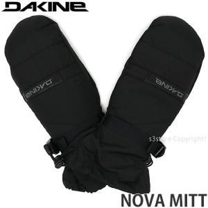ダカイン ノバ ミット DAKINE NOVA MITT 手袋 スノーボード グローブ ミトン スノボ 防寒 保温 メンズ 防水 SNOW GLOVE カラー:BLK|s3store