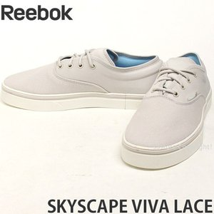 リーボック スカイスケープ ヴィヴァ レース Reebok SKYSCAPE VIVA LACE スニーカー メンズ デッキシューズ ストレッチ 超軽量 カラー:サンド/チョーク|s3store