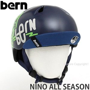 バーン ニーノ オールシーズン ヘルメット BERN NINO ALL SEASON 国内正規品 キ...