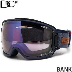 20model ダイス バンク DICE BANK スノーボード ゴーグル 調光 フレーム:NV レンズ:PHOTOCHROMIC/Ice Mirror/ULTRA Light Purple s3store
