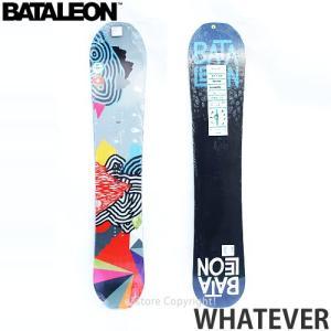16 バタレオン ワットエバー 【BATALEON WHATEVER】 15-16 スノーボード オールマウンテン パーク カービング パウダー スノボ メンズ SNOWBOARD サイズ:151|s3store