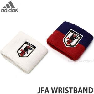 アディダス リストバンド adidas JFA WRISTBAND ワールドカップ 日本代表 ロシア サッカー カラー:ナイトブルー F13/JAPANレッド/ホワイト|s3store