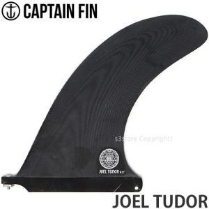 キャプテン フィン ジョエル CAPTAIN FIN JOEL TUDOR サーフィン サーフボード ロングボード シグネチャー カラー:Black サイズ:9.5|s3store