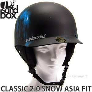 19model サンドボックス クラシック 2.0 スノー アジアンフィット SANDBOX CLASSIC 2.0 SNOW ASIA FIT カラー:SPACED OUT (MATTE)|s3store