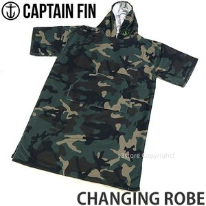 キャプテン フィン ローブ CAPTAIN FIN CHANGING ROBE アウトドア サーフィン プール タオル 着換え 海水浴 SURF カラー:Camo サイズ:F|s3store