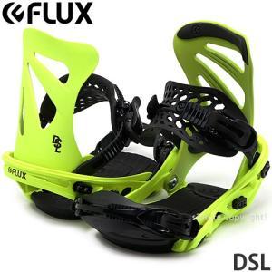 19model フラックス ディーエスエル FLUX DSL スノーボード ビンディング バイン メンズ SNOW BOARD BINDING MENS カラー:NEON YELLOW|s3store