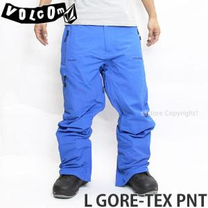 17model ボルコム エル ゴアテックス パンツ ウエア VOLCOM L GORE-TEX PANT 16-17 スノーボード ウェア メンズ WEAR カラー:CYB|s3store