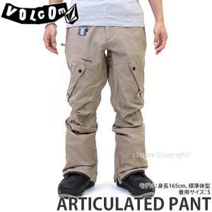 19model ボルコム アーティキュレイテッド パンツ VOLCOM ARTICULATED PANT スノーボード スノボ スノーウェア メンズ カラー:Shepherd s3store
